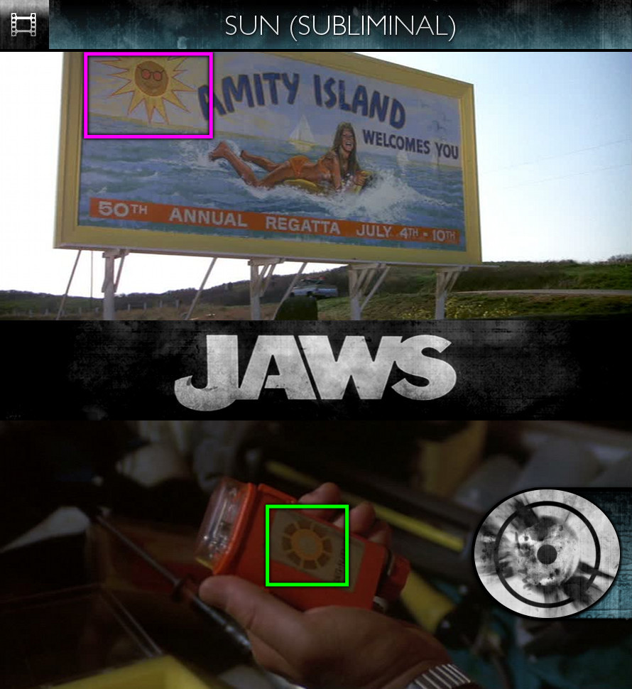 Jaws (1975) - Sun/Solar - Subliminal