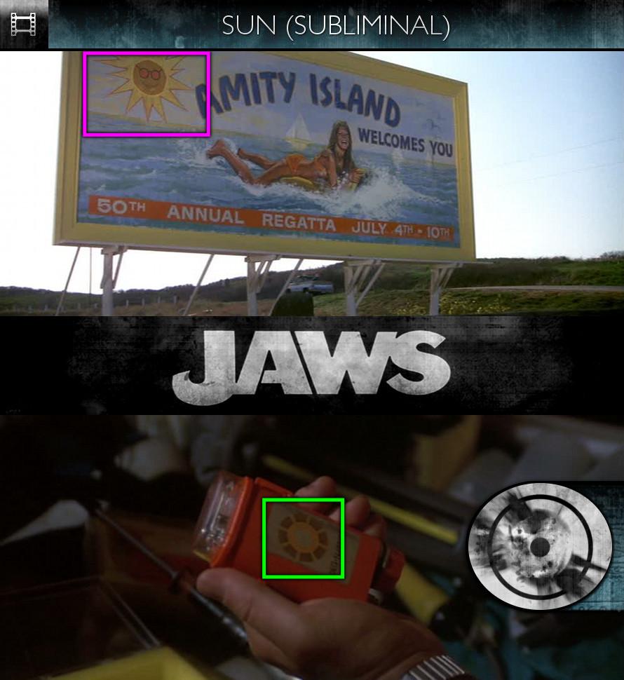 Jaws (1975) - Sun/Solar - Subliminal