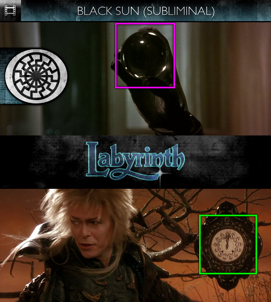 Labyrinth (1986) - Black Sun - Subliminal
