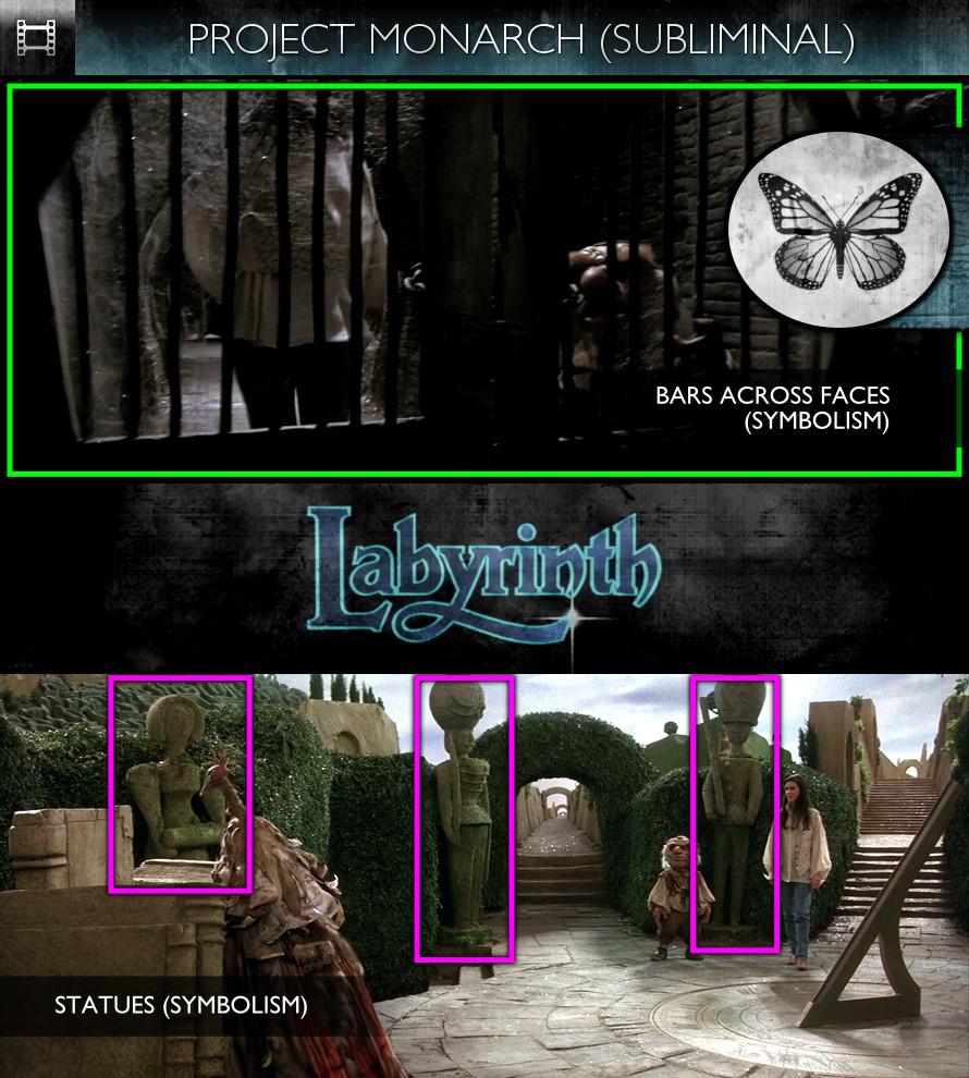 Labyrinth (1986) - Project Monarch - Subliminal