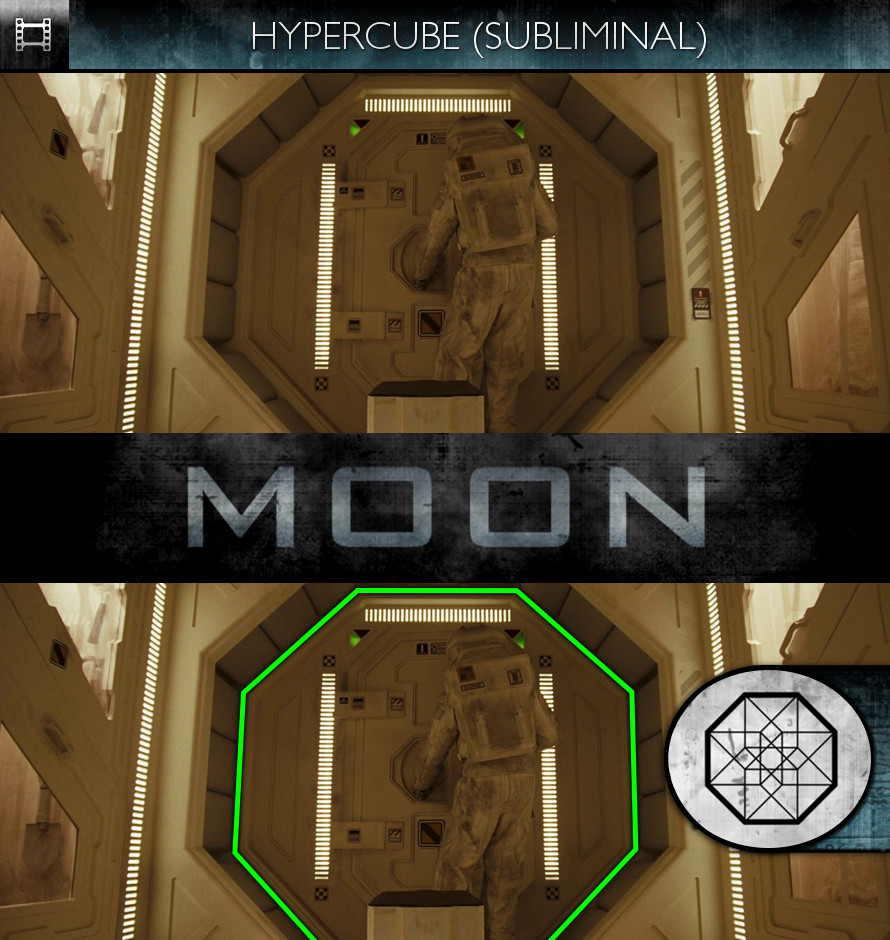 Moon (2009) - Hypercube - Subliminal