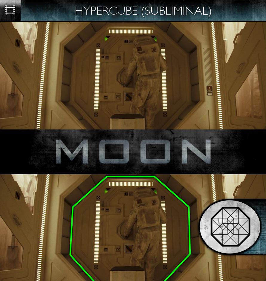 Moon (2009) - Hypercube - Subliminal