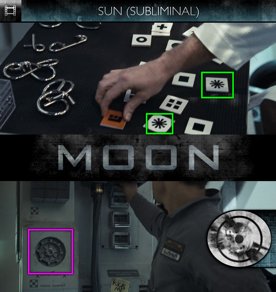 Moon (2009) - Sun/Solar - Subliminal
