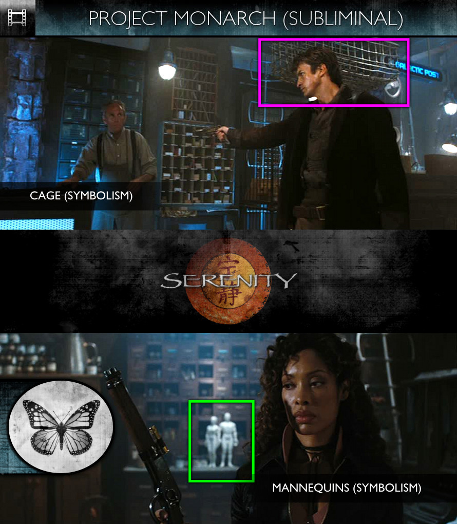 Serenity (2005) - Project Monarch - Subliminal
