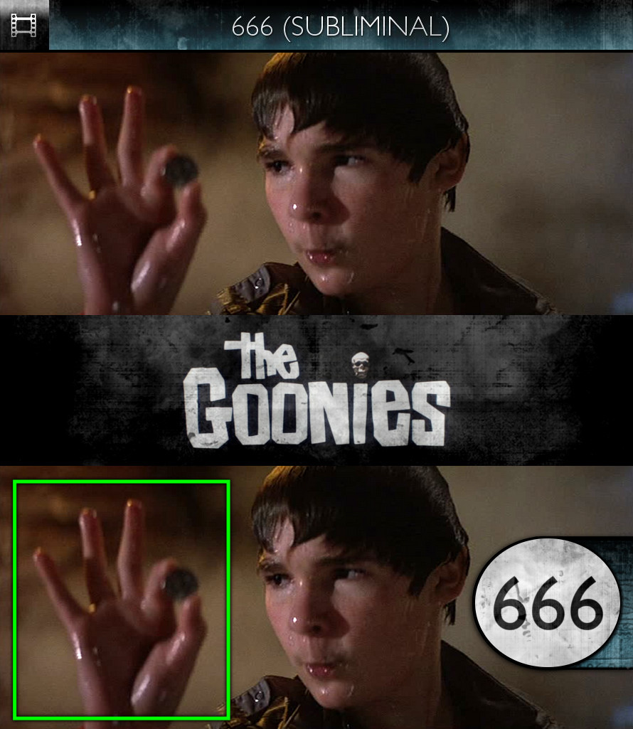 The Goonies (1985) - 666 - Subliminal