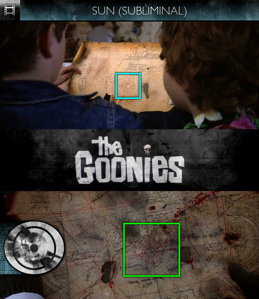 The Goonies (1985) - Sun/Solar - Subliminal