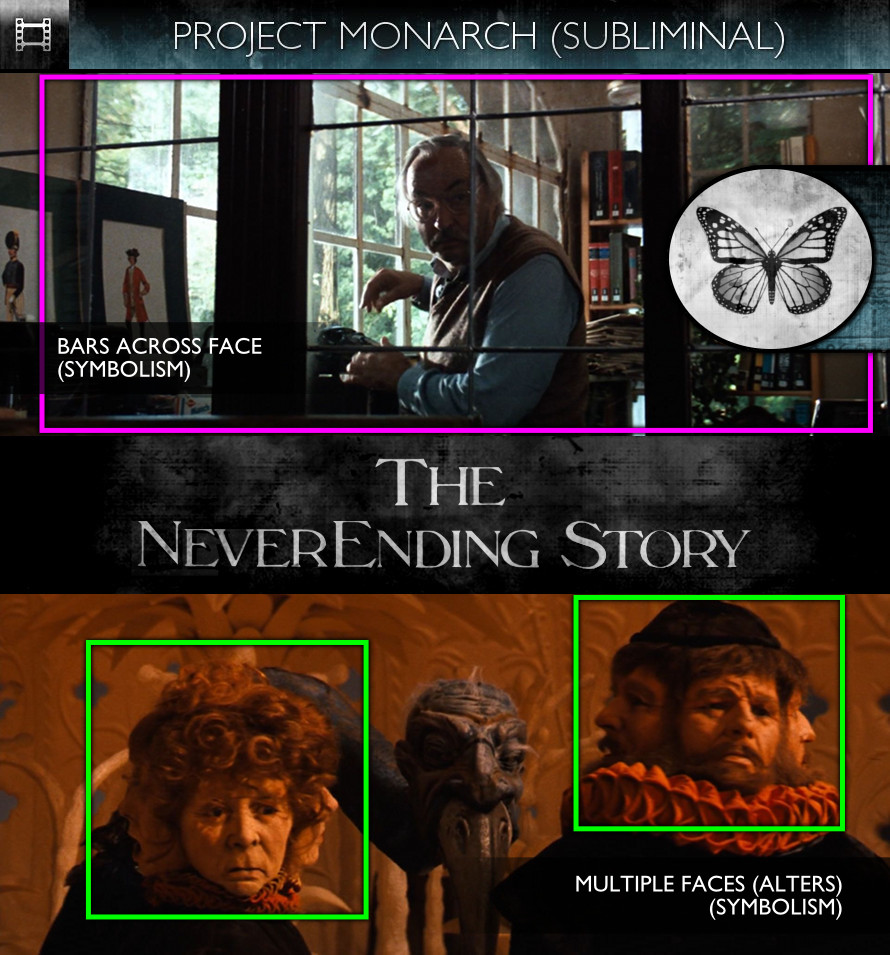 The NeverEnding Story (1984) - Project Monarch - Subliminal