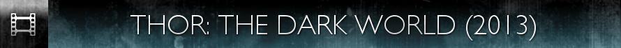 THOR - The Dark World (2013)