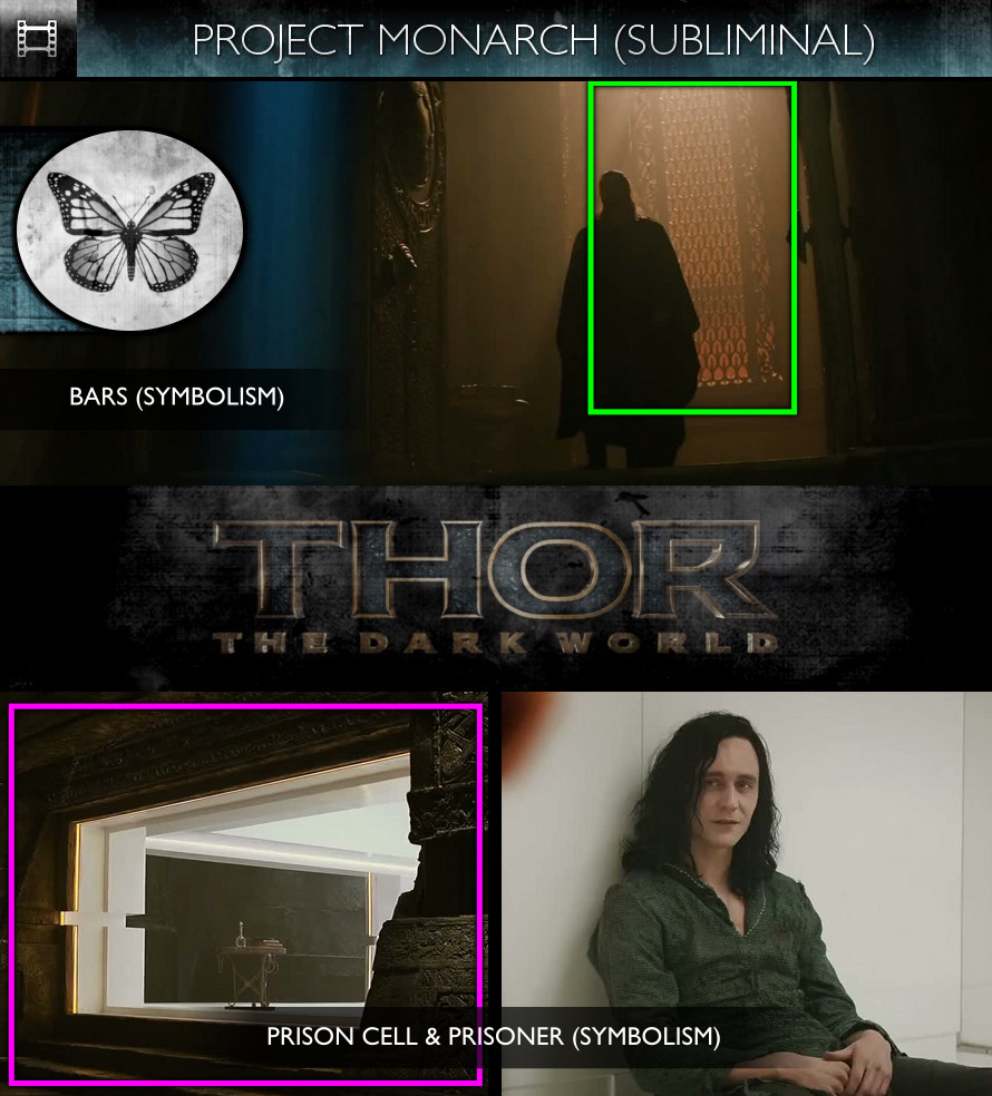 THOR: The Dark World (2013) - Trailer - Project Monarch - Subliminal