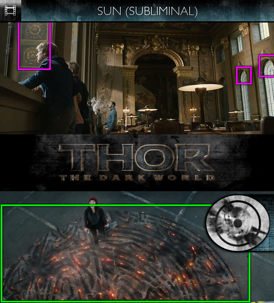 THOR: The Dark World (2013) - Trailer - Sun/Solar - Subliminal