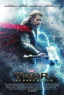 Thor - The Dark World - Poster