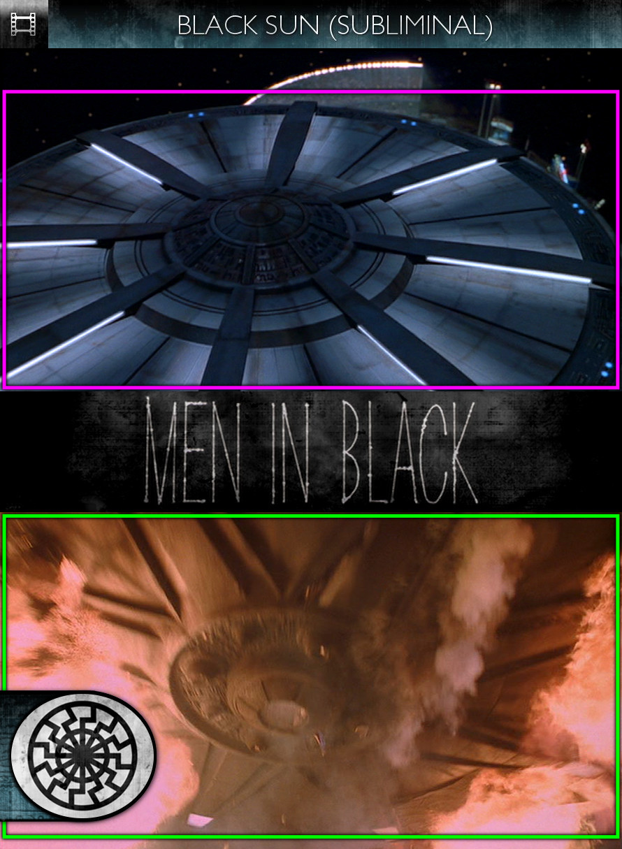 Men in Black (1997) - Black Sun - Subliminal