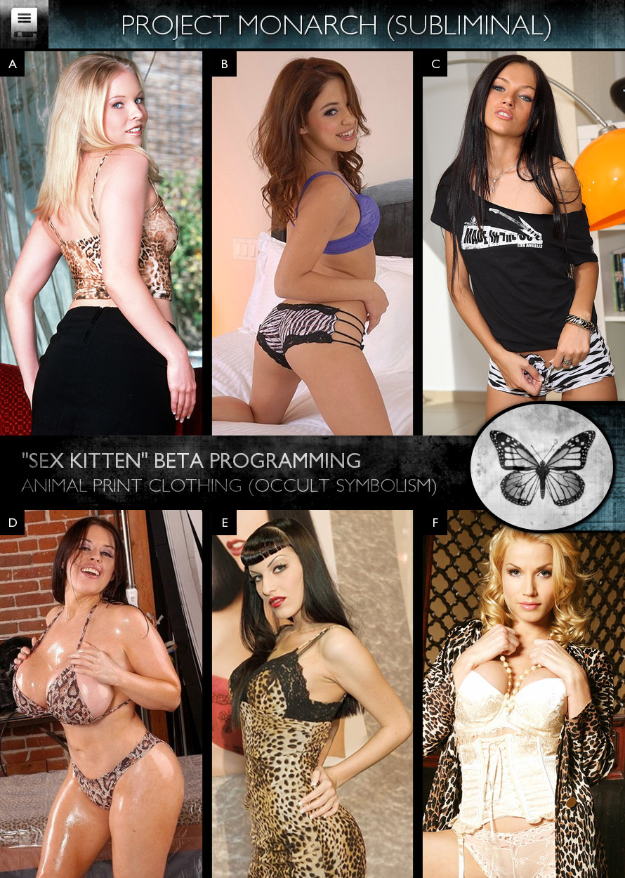 Project Monarch - Sex Kitten - Beta Programming - Pornstars