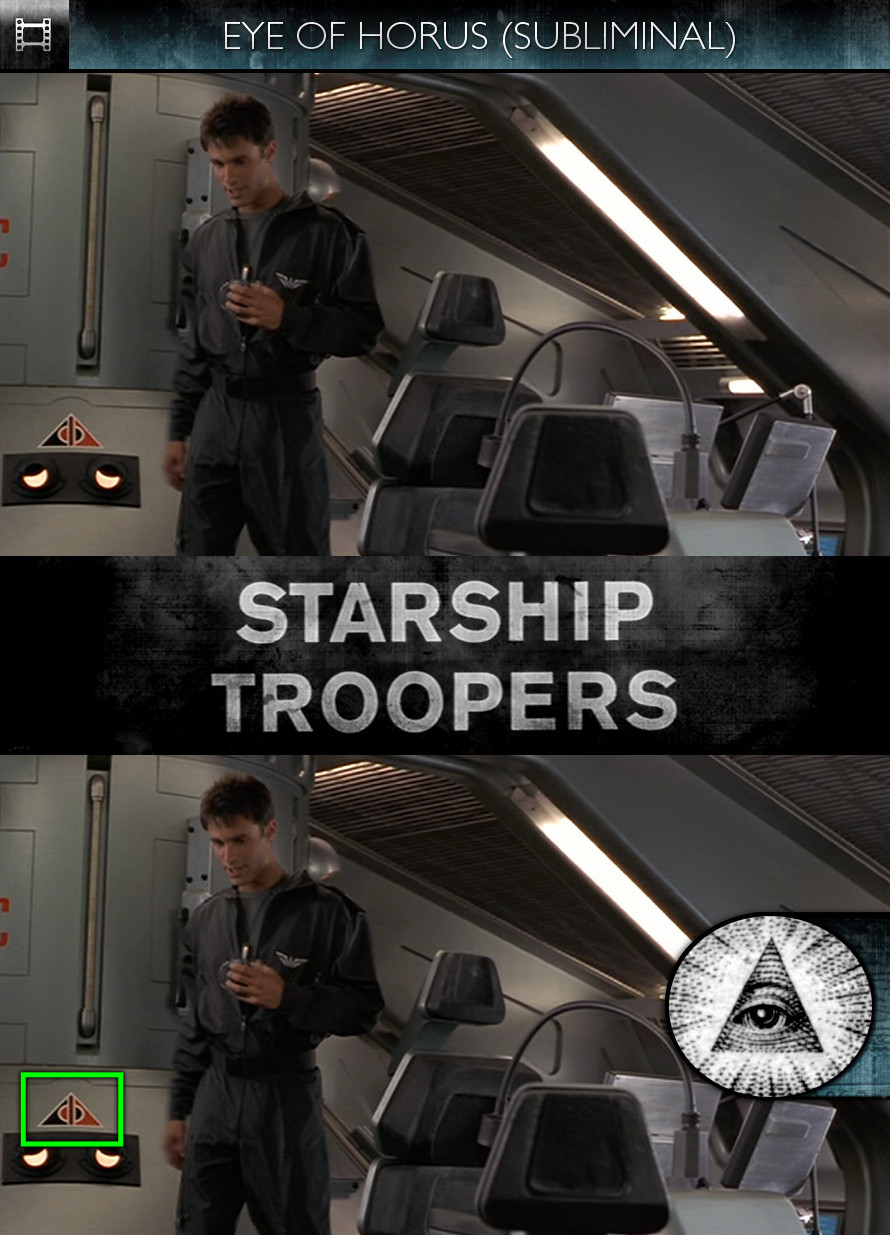 Starship Troopers (1997) - Eye of Horus - Subliminal