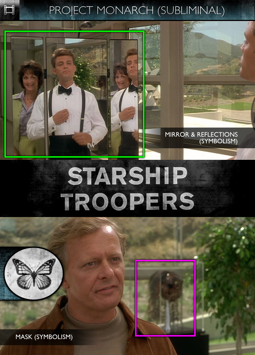 Starship Troopers (1997) - Project Monarch - Subliminal