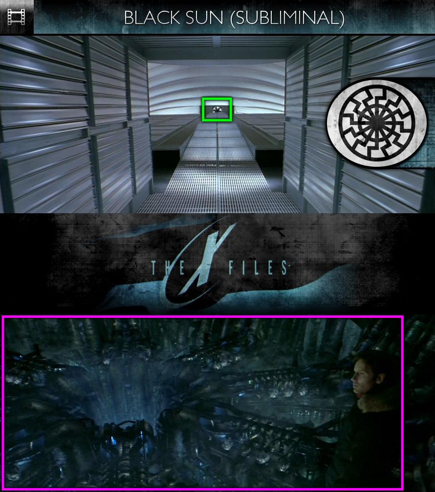The X-Files: Fight The Future (1998) - Black Sun - Subliminal