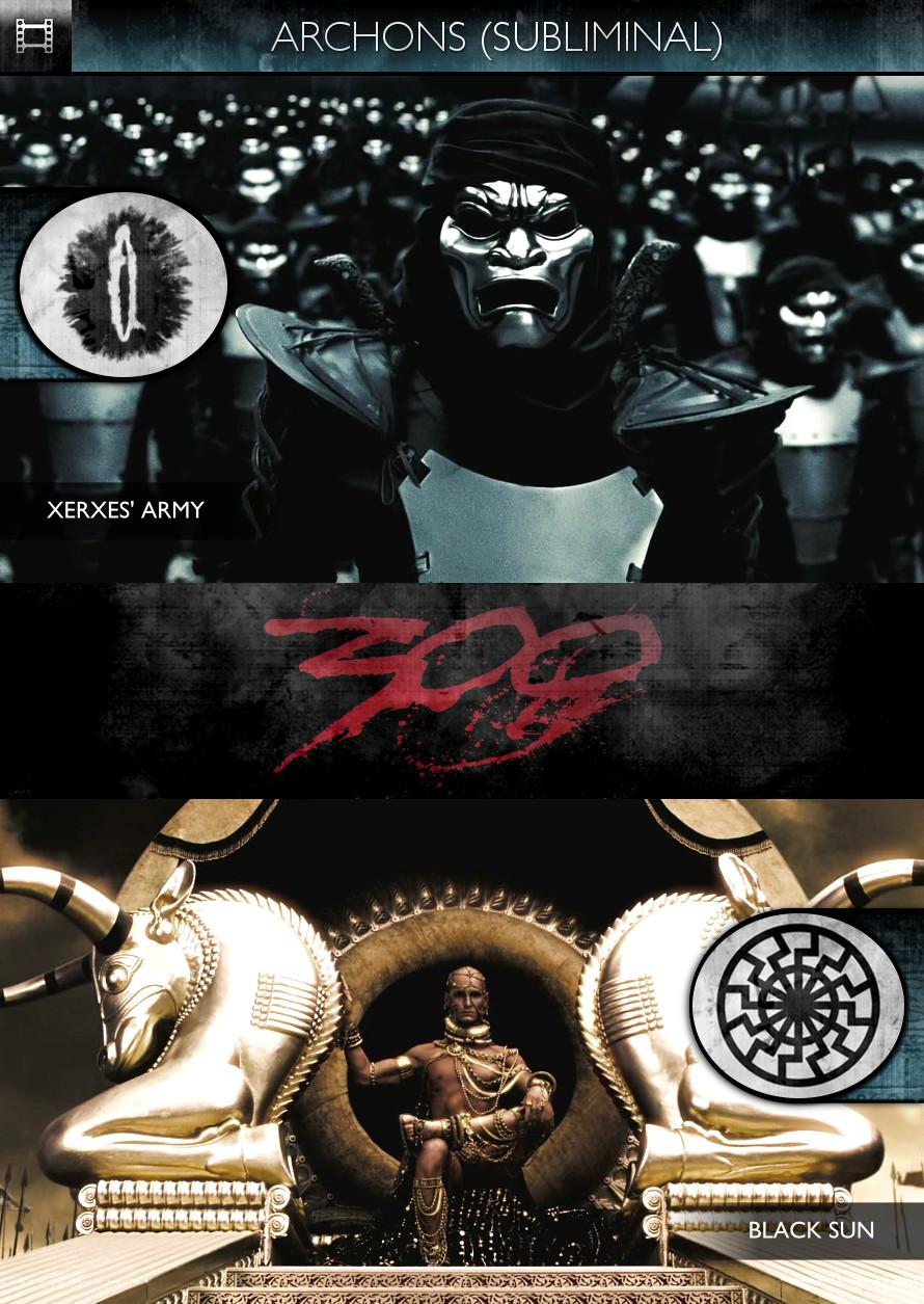 Archons - 300 (2007) - Xerxes' Army