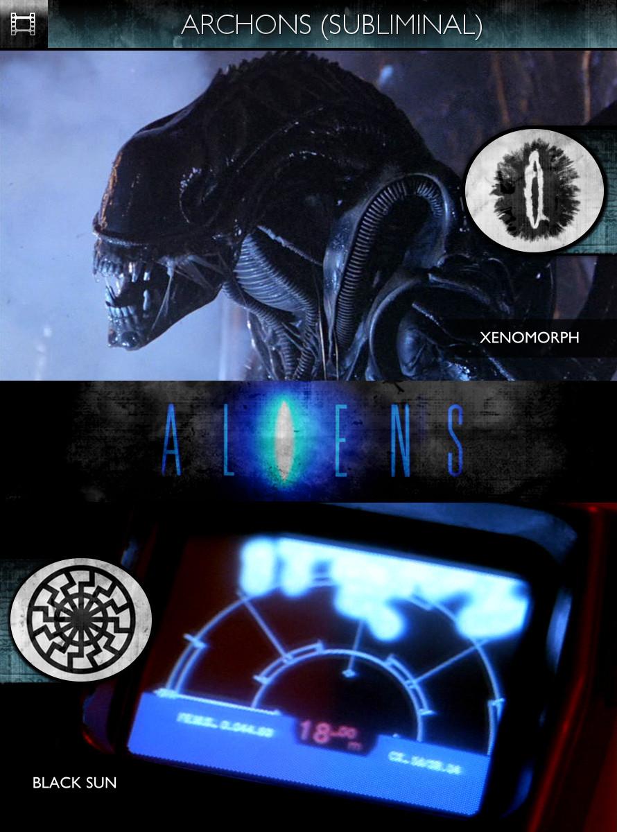 Archons - Aliens (1986) - Xenomorph