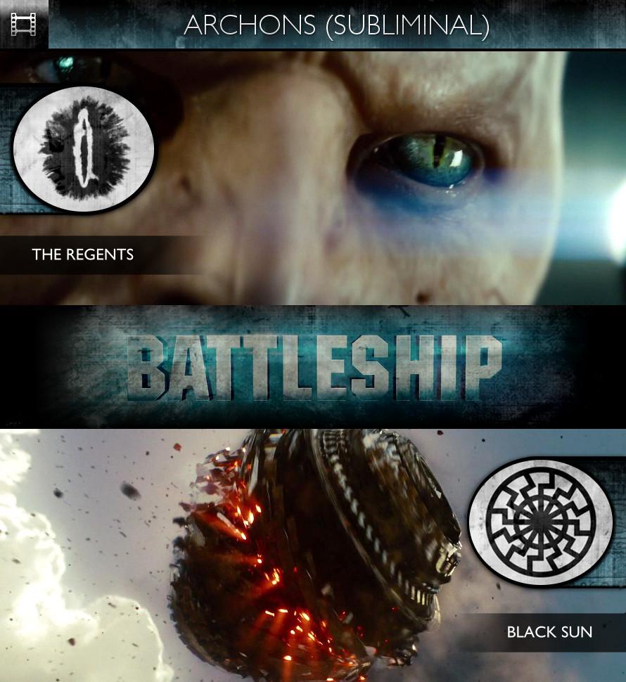 Archons - Battleship (2012) - The Regents