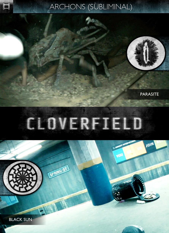 Archons - Cloverfield (2008) - Parasite
