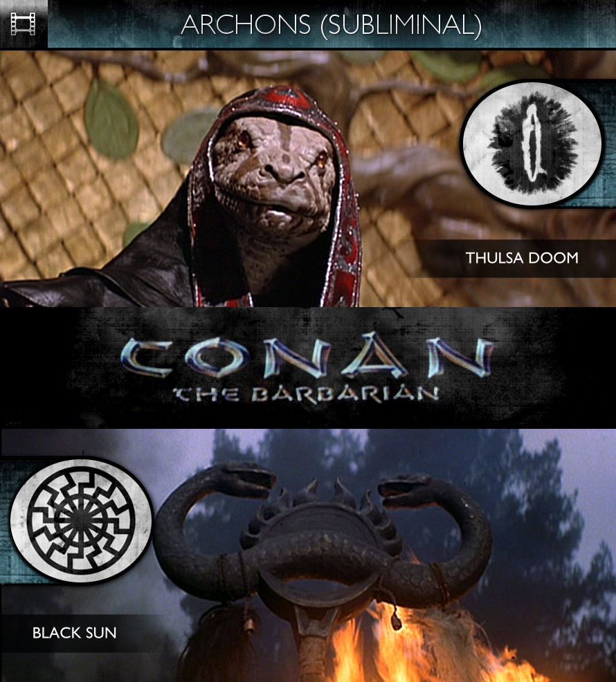 Archons - Conan the Barbarian (1982) - Thulsa Doom