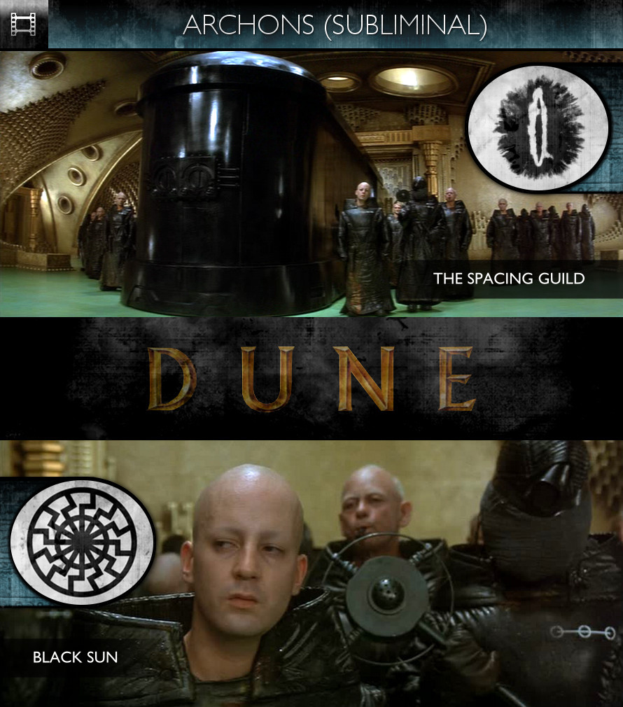 Archons - Dune (1984) - The Spacing Guild