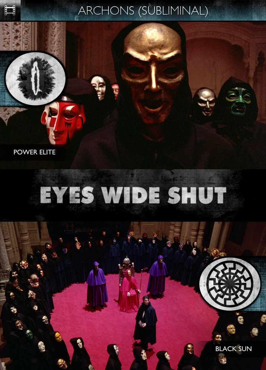 Archons - Eyes Wide Shut (1999) - Power Elite