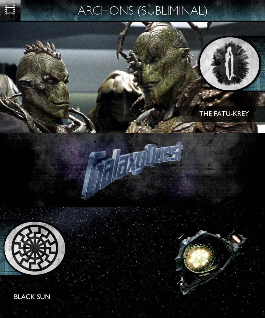 Archons - Galaxy Quest (1999) - The Fatu-Krey