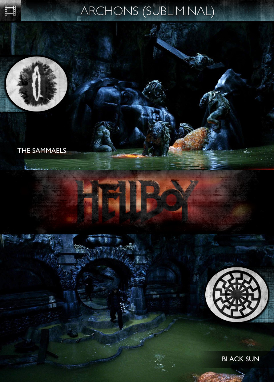 Archons - Hellboy (2004) - The Sammaels