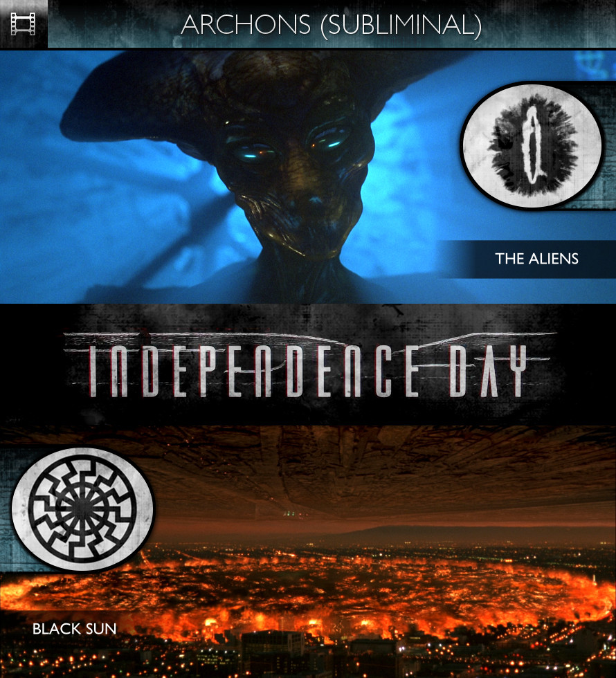 Archons - Independence Day (1996) - The Aliens
