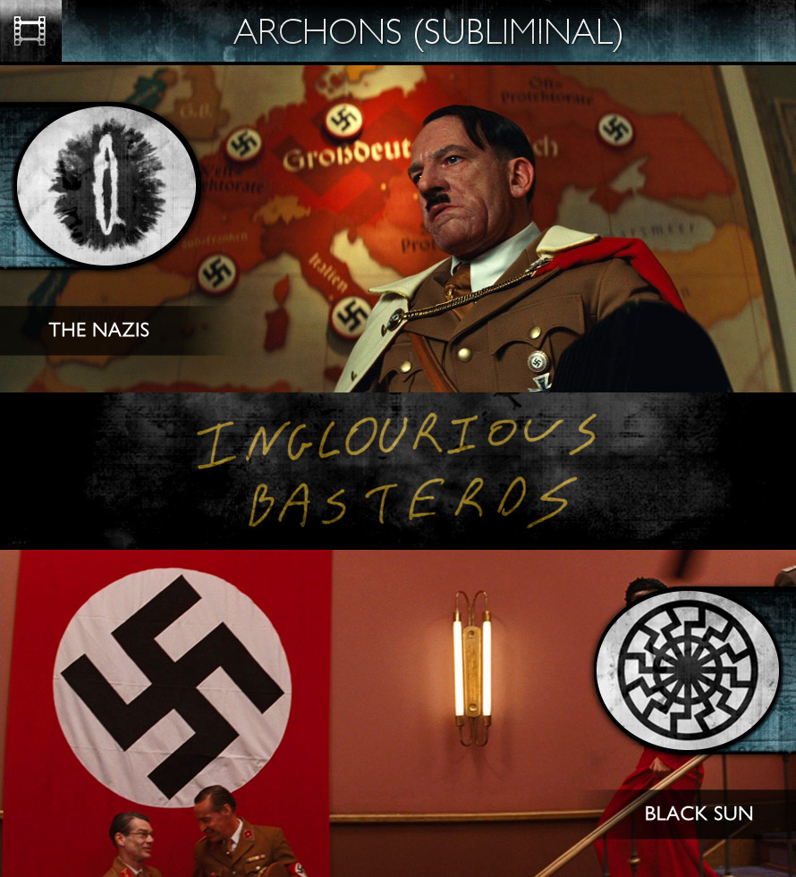 Archons - Inglourious Basterds (2009) - The Nazis