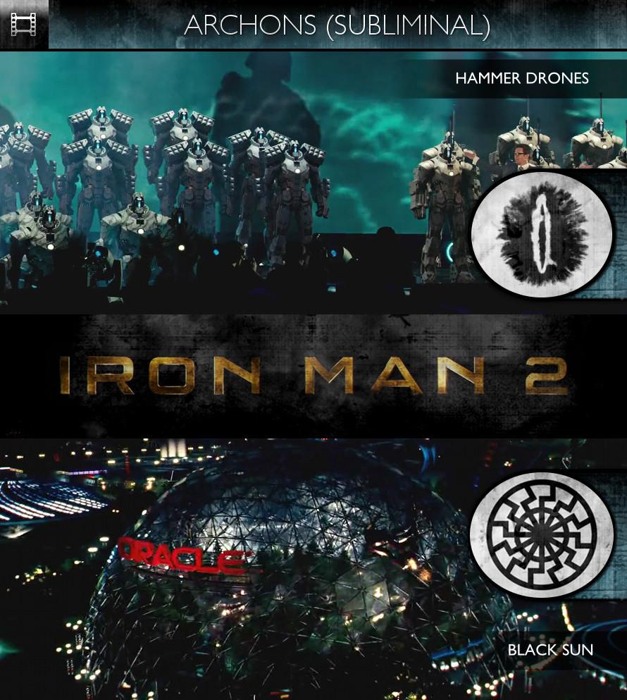 Archons - Iron Man 2 (2010) - Hammer Drones