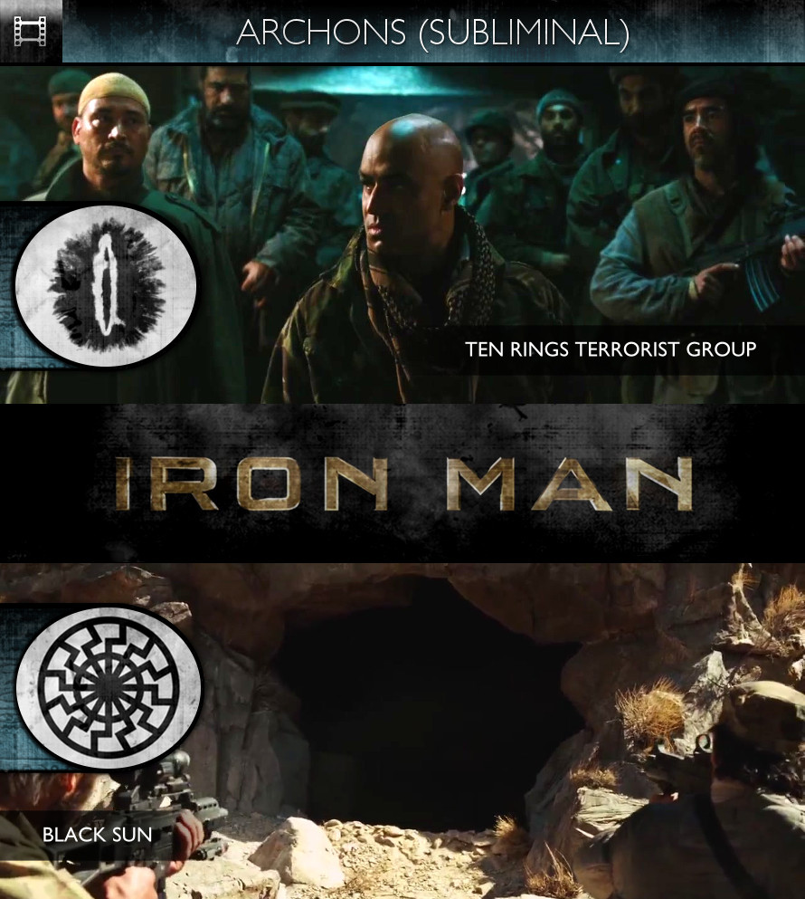 Archons - Iron Man (2008) - Ten Rings Terrorist Group