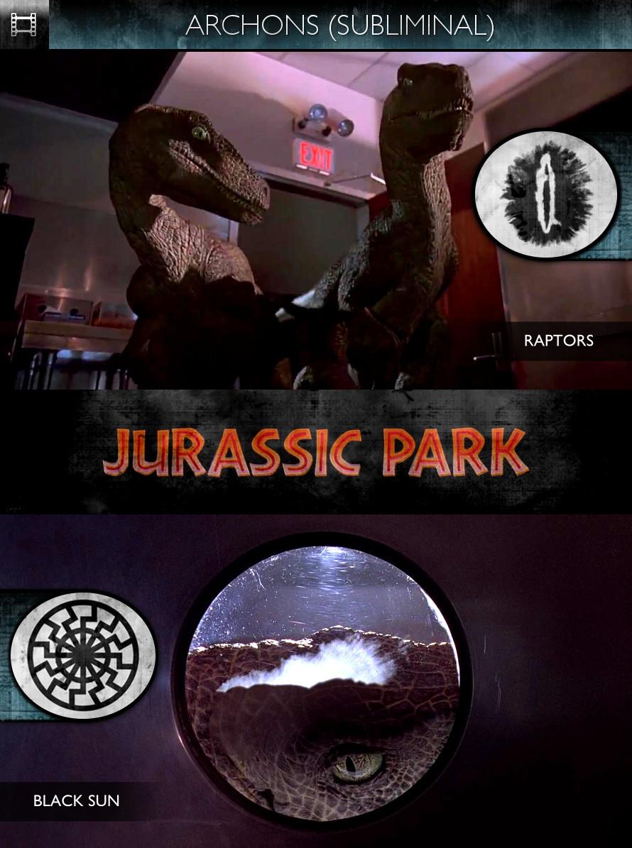 Archons - Jurassic Park (1993) - Raptors