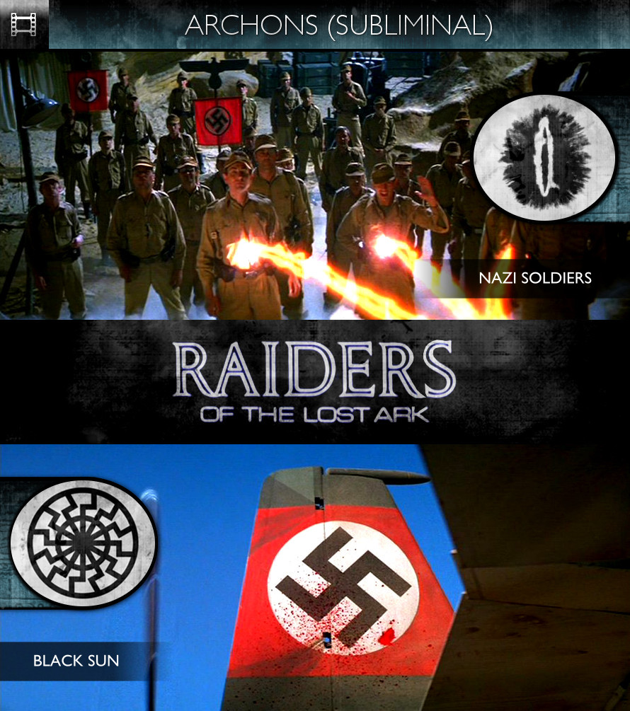 Archons - Raiders of the Lost Ark (1981) - Nazi Soldiers