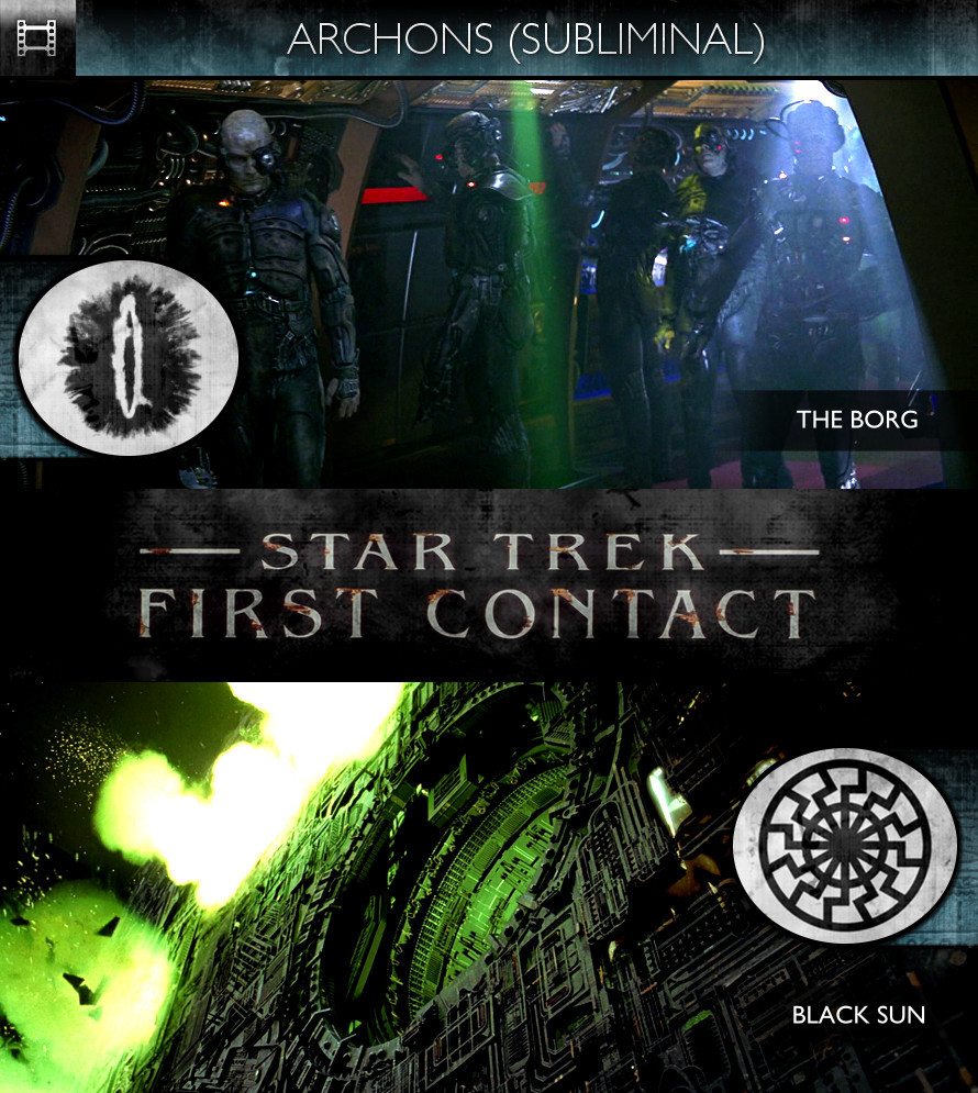 Archons - Star Trek: First Contact (1996) - The Borg