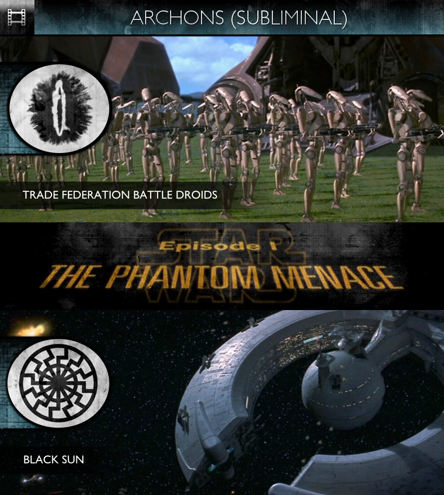 Archons - Star Wars - Episode I: The Phantom Menace (1999) - Trade Federation Battle Droids