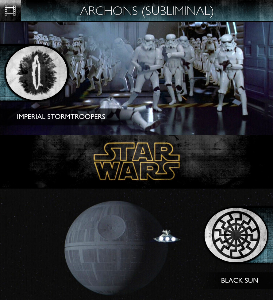 Archons - Star Wars - Episode IV: A New Hope (1977) - Imperial Stormtroopers
