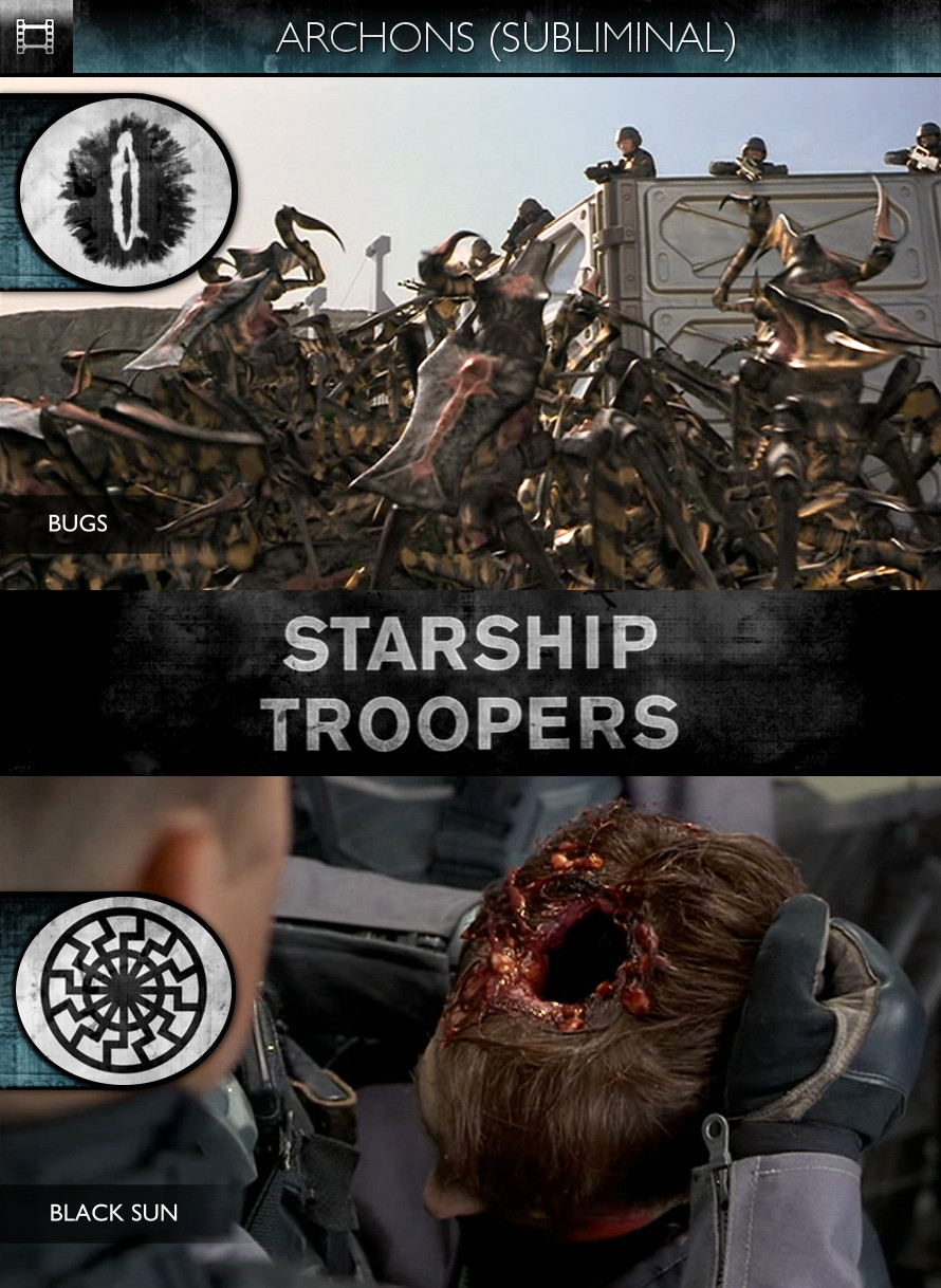 Archons - Starship Troopers (1997) - Bugs