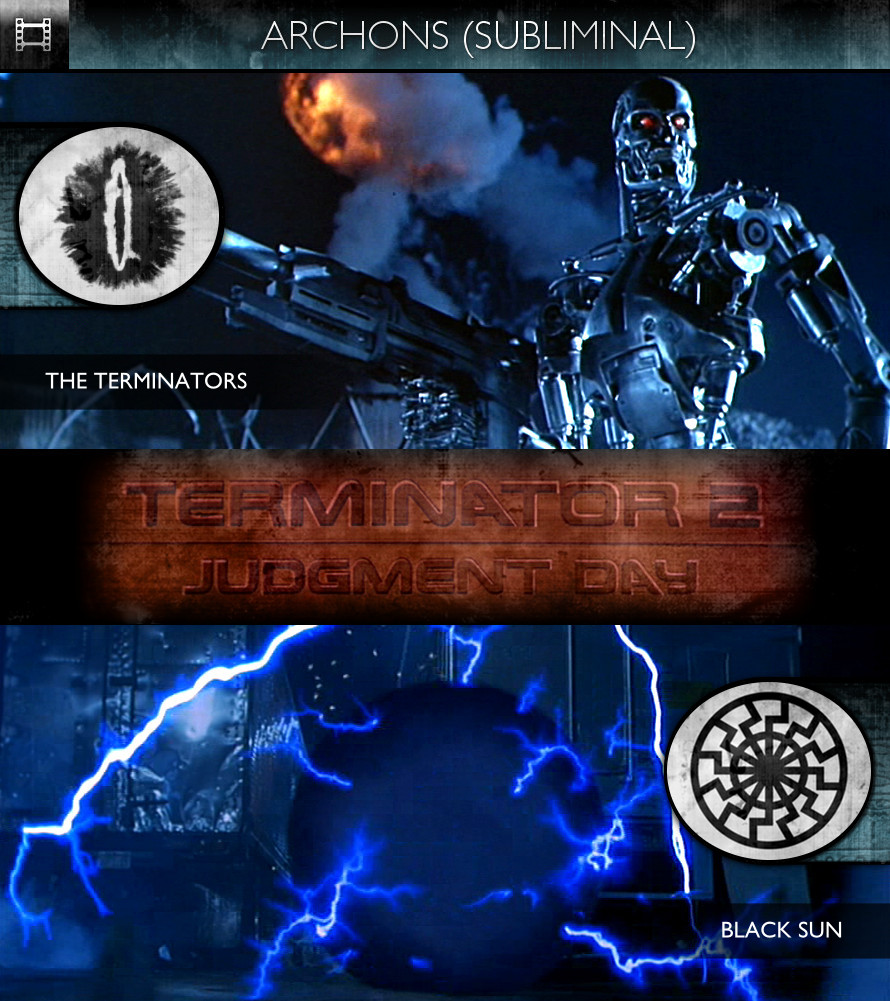 Archons - Terminator 2: Judgment Day (1991) - The Terminators