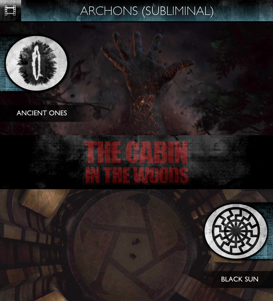 Archons - The Cabin in the Woods (2012) - Ancient Ones