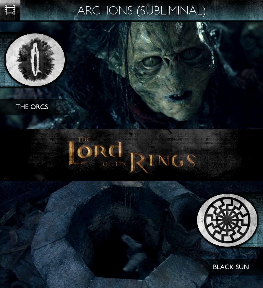 Archons - The Lord of The Rings: The Fellowship of the Ring (2001) - The Orcs