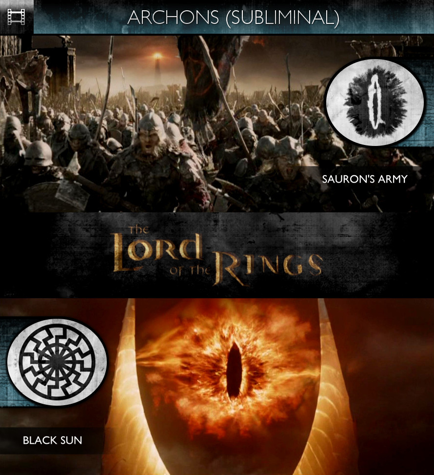 Archons - The Lord of The Rings: The Return of the King (2003) - Sauron's Army