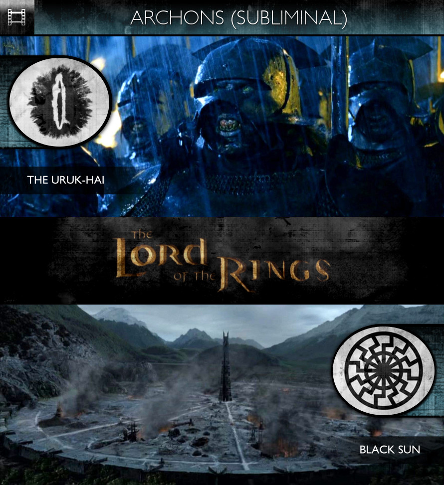 Archons - The Lord of The Rings: The Two Towers (2002) - The Uruk-hai