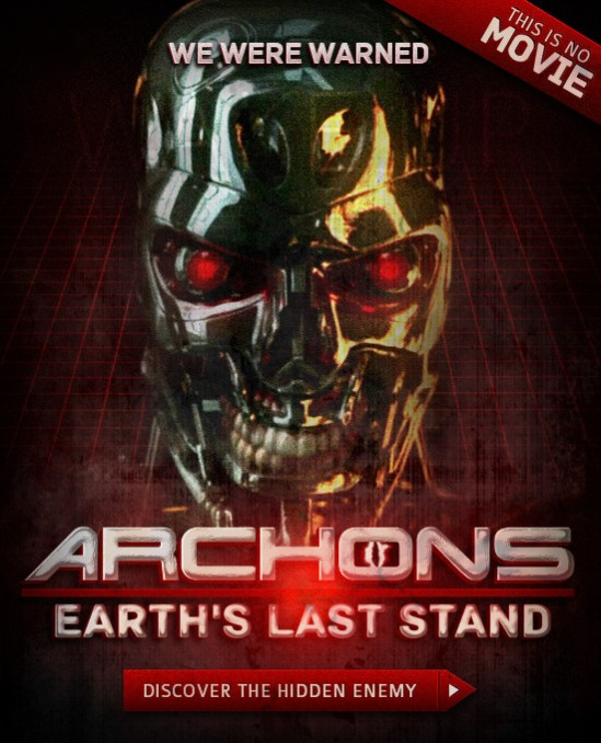 Archons - The Machines