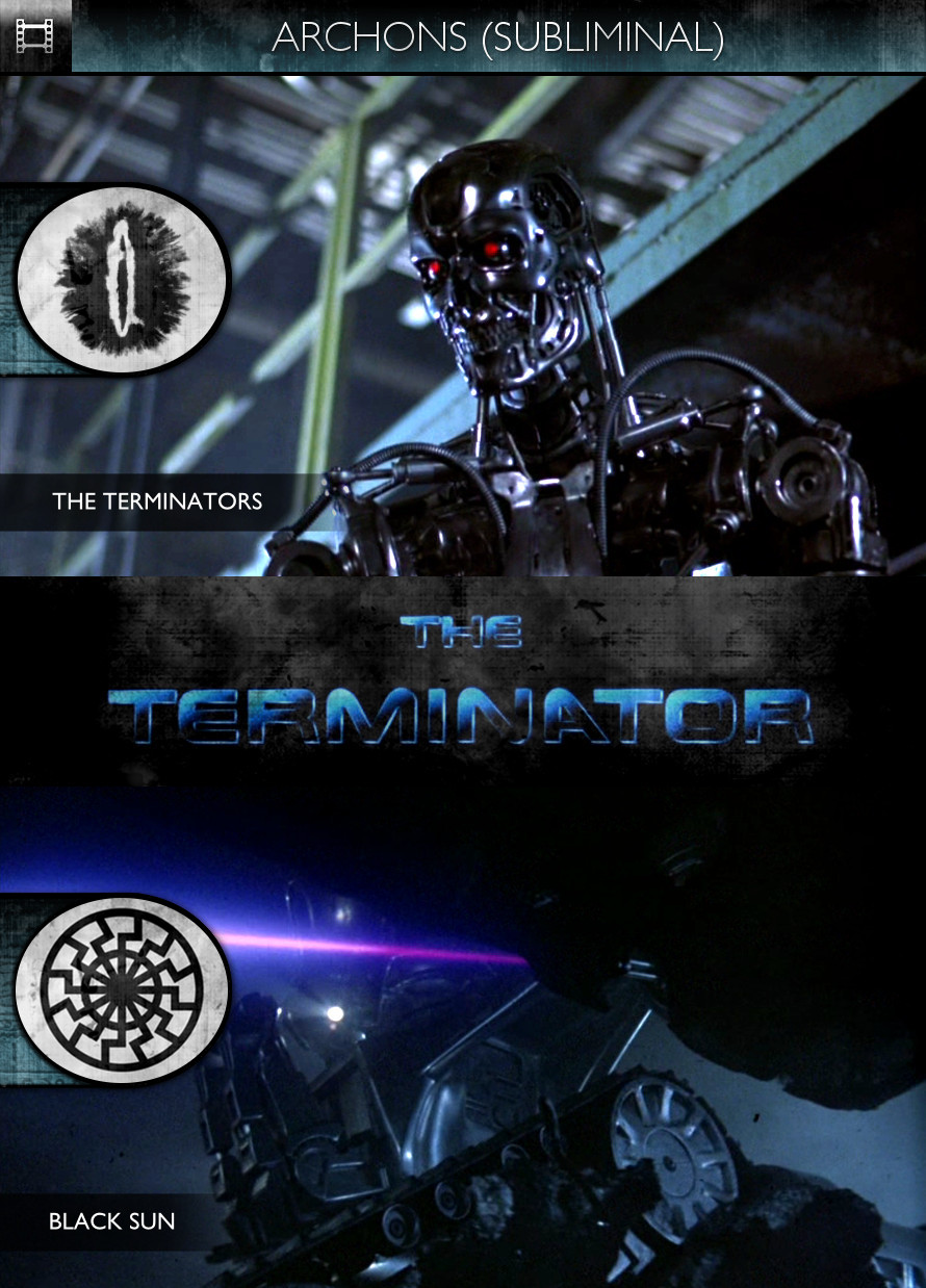 Archons - The Terminator (1984) - The Terminators