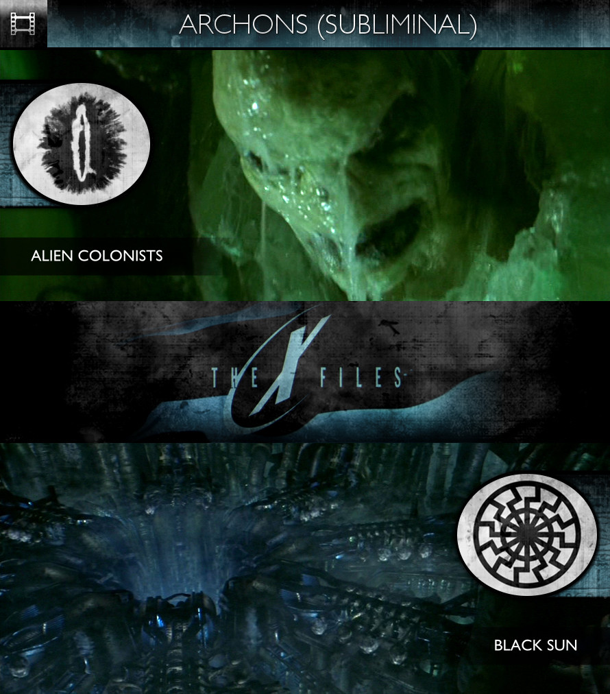 Archons - The X-Files: Fight The Future (1998) - Alien Colonists