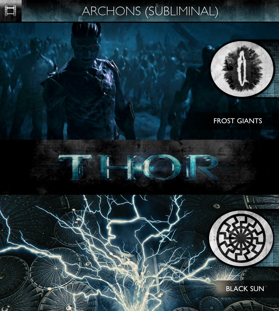 Archons - THOR (2011) - Frost Giants