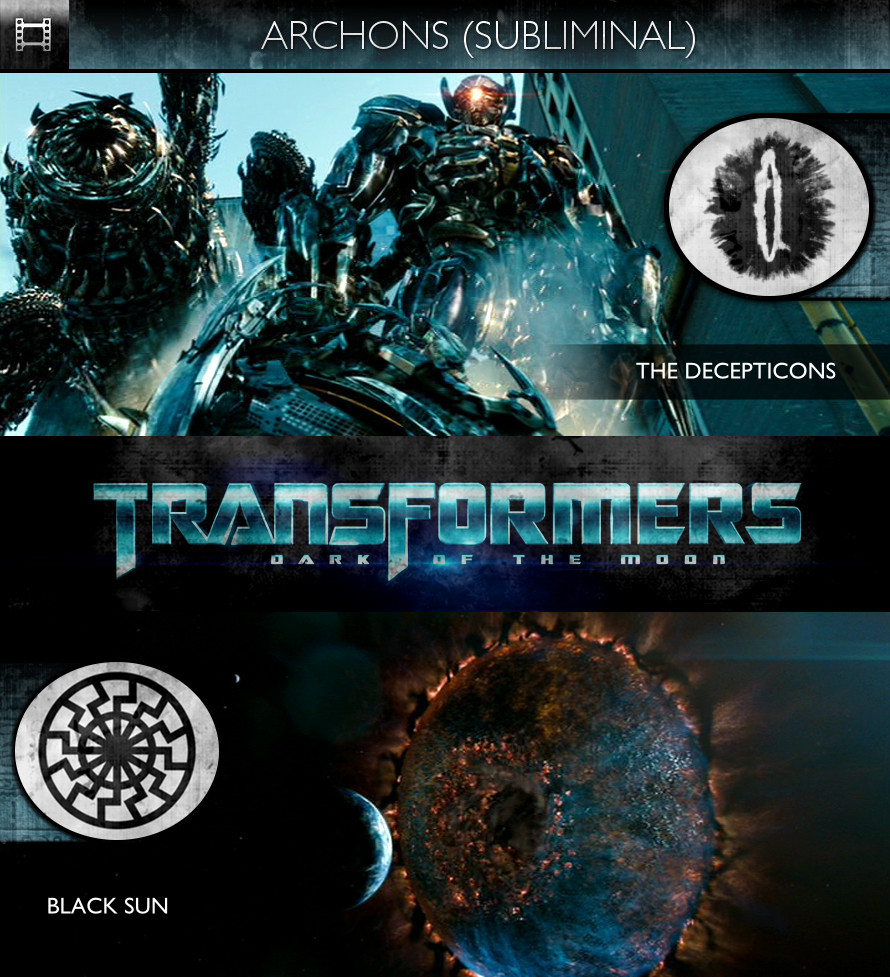 Archons - Transformers: Dark of the Moon (2011) - The Decepticons