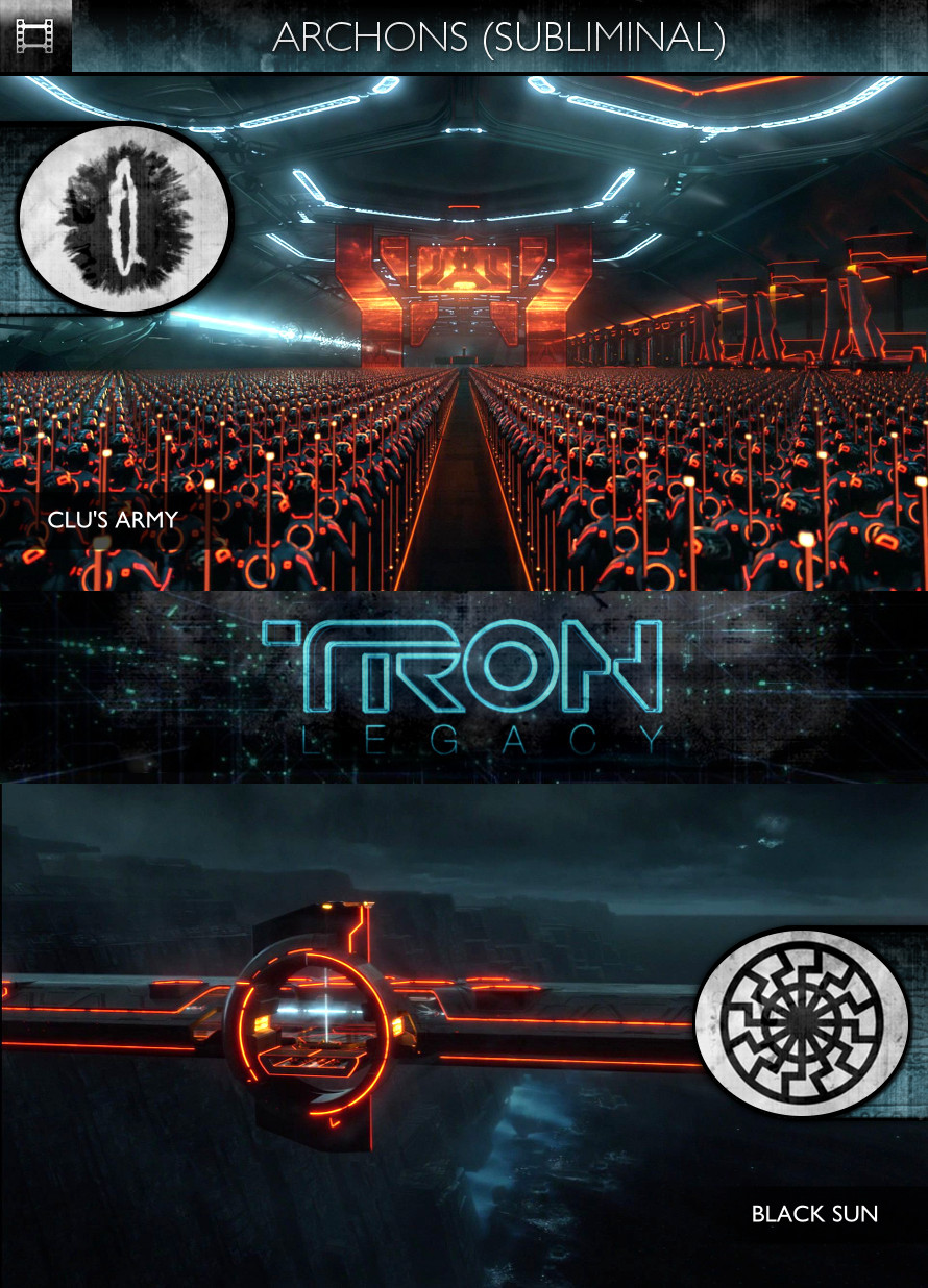 Archons - TRON Legacy (2010) - CLU's Army